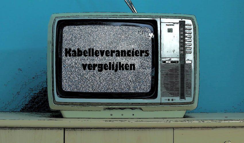 Kabelleveranciers vergelijken   GeldGewoontes.nl