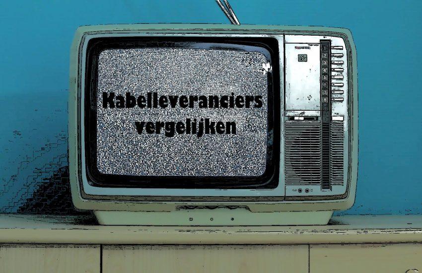 Kabelleveranciers vergelijken | GeldGewoontes.nl