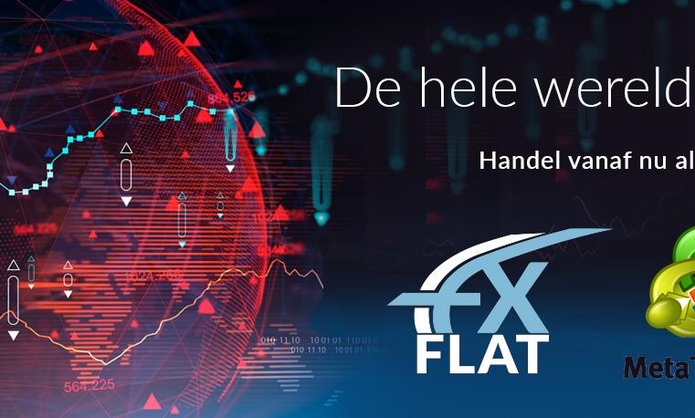 FXFlat: nieuwe speler op de Nederlandse beleggingsmarkt